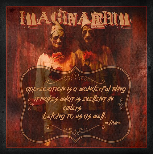 imaginarium award code part deux