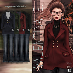 NEW!  Valentina E. Irina Ensemble @ FaMESHed!