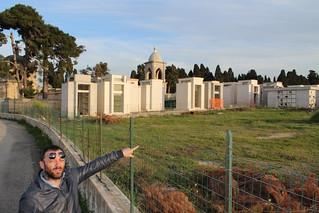 Qui venivano i nuovi loculi e la cappella