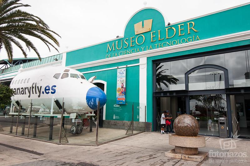 Museo Elder en Las Palmas de Gran Canaria