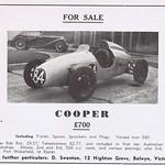 Fri, 2018-05-11 16:38 - Cooper JAP 1954