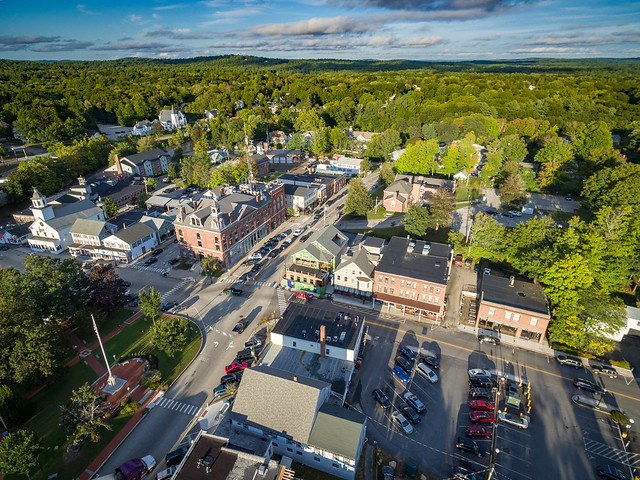 Downtown Milford