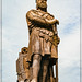 Robert the Bruce Statue, Stirling Castle