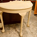 1/2 moon cream table E80