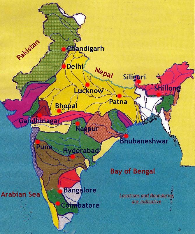 भारतीय नदी जल विवादन