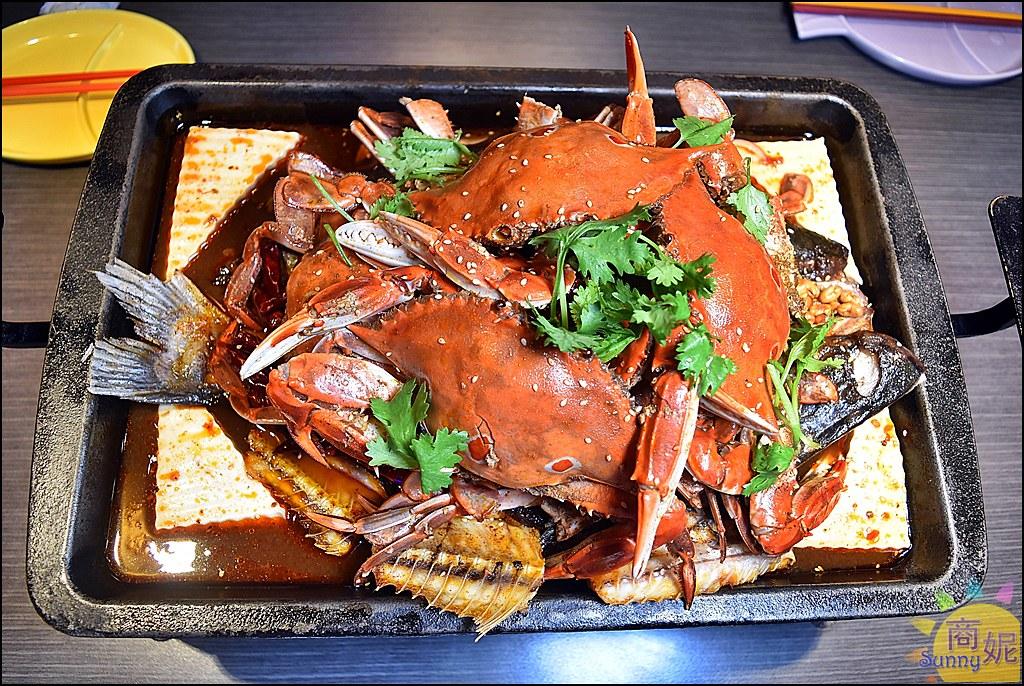水貨螃蟹烤魚6