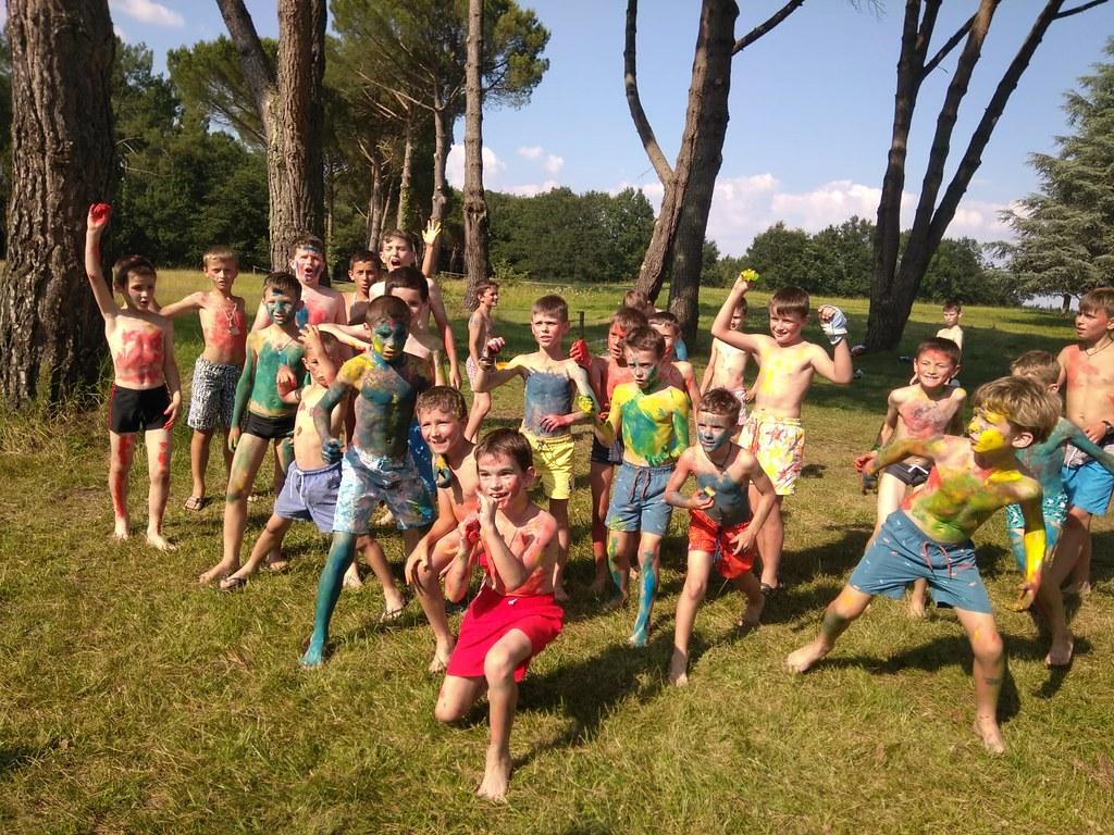 2018 - Camp d'été louveteaux