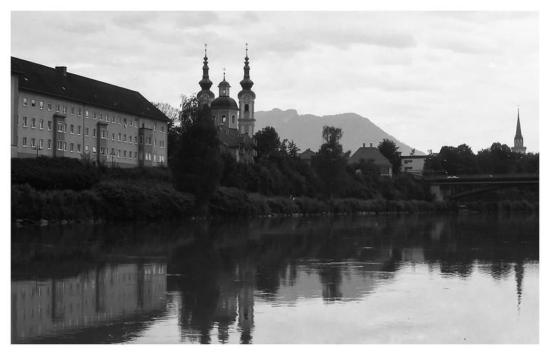 Villach river 2