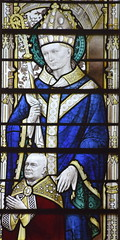 St Polycarp with John Polycarp Oakey (Ninian Comper, 1927)