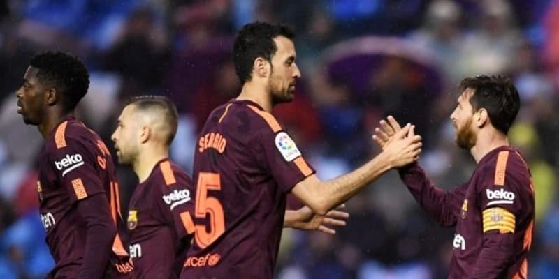 Messi menyukai Busquets setelah hanya tiga hari pelatihan