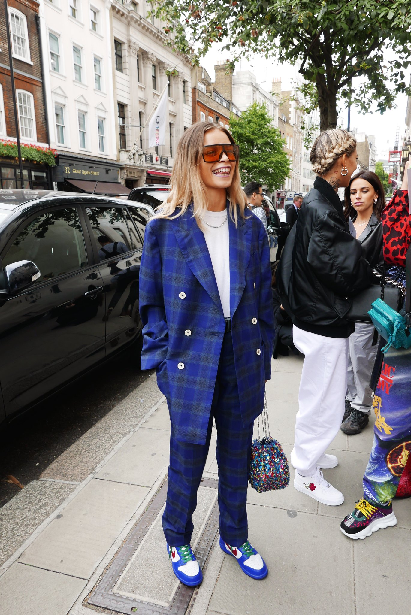 London fashion week 2018