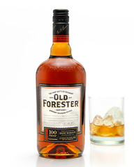 OLD FORESTER 100-PROOF