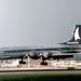 G-AWGT Canadair CL-44D-4 Tradewinds Airways