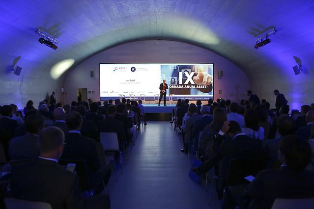IX Jornada Anual ASSET Madrid 20 de septiembre 2018 | XIII Edición Premios Excelencia Financiera