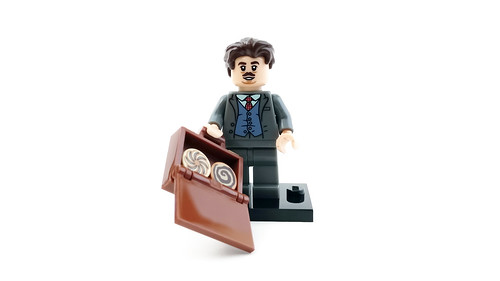 LEGO Harry Potter and Fantastic Beasts Collectible Minifigures (71022) - Jacob Kowalski