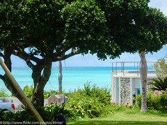 Miyako Island at Okinawa in Japan