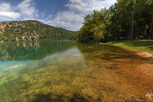zirou lake nature greece preveza epirus filippiada