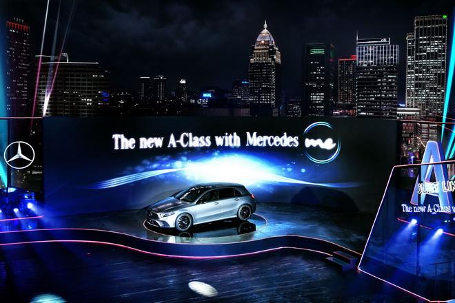 The new A-Class實力大幅躍進,再次掀起車壇旋風