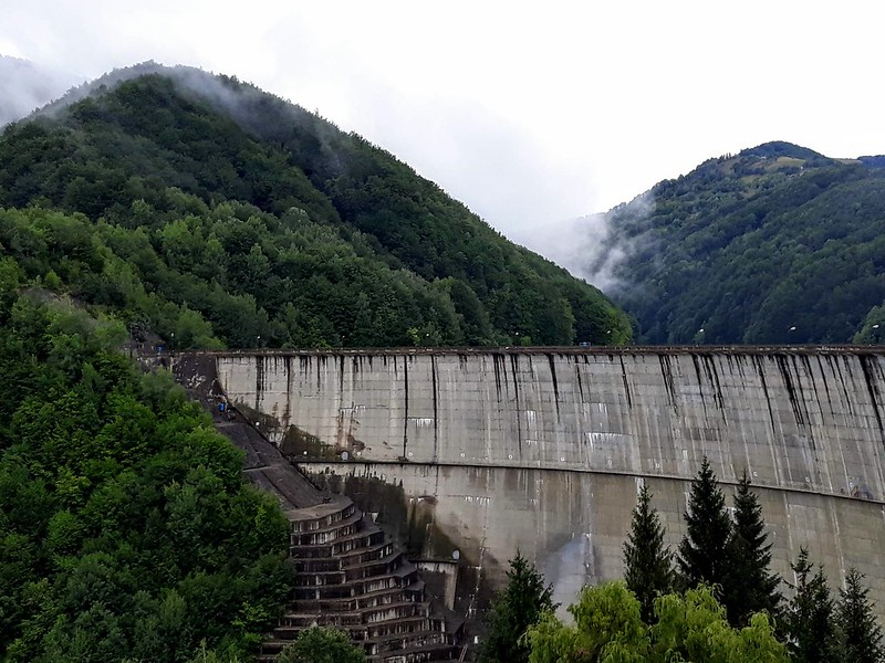 Barajul Paltinul, Valea Doftanei