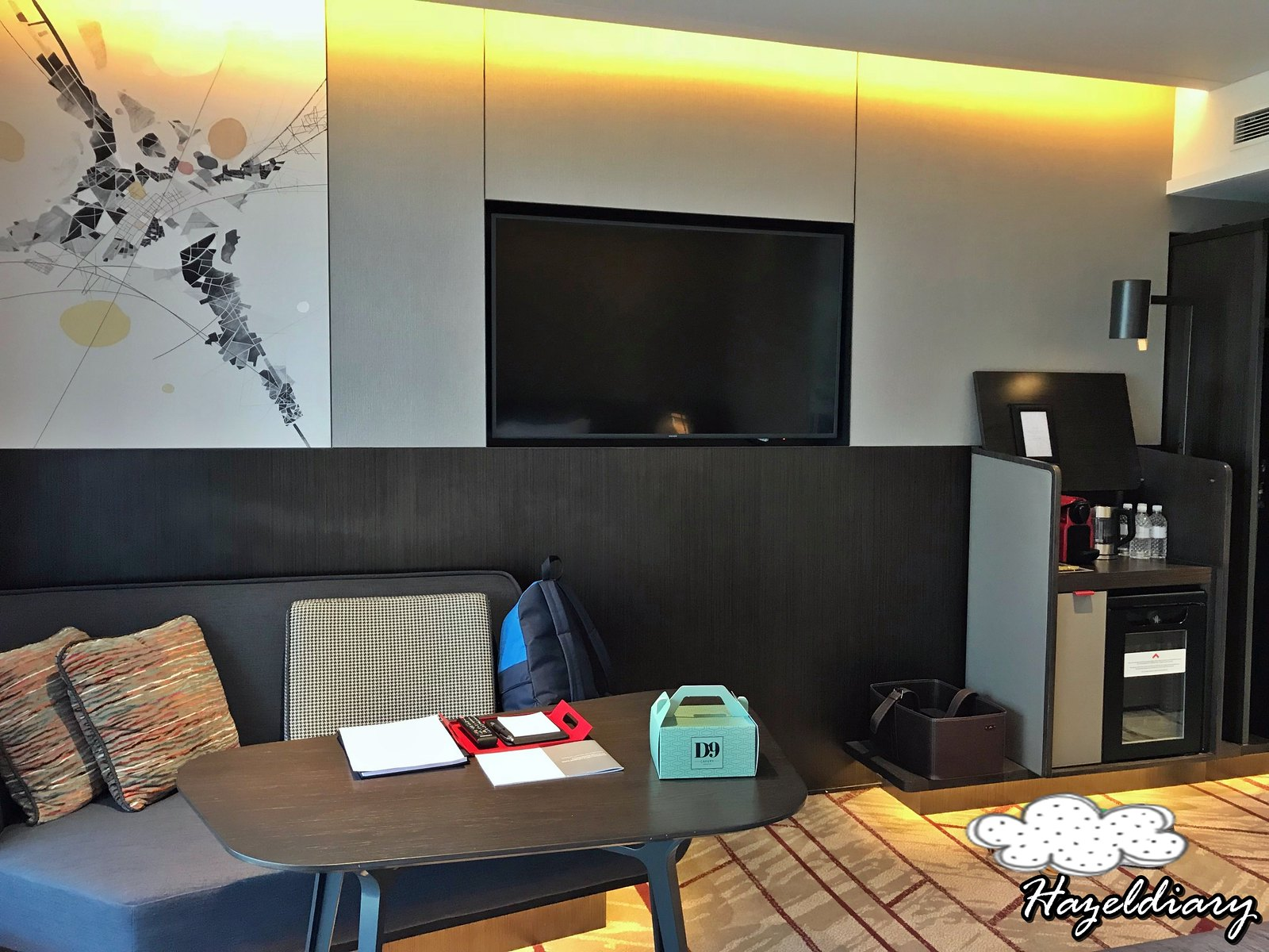 Swissotel the Stamford Hotel-Premier Room-1