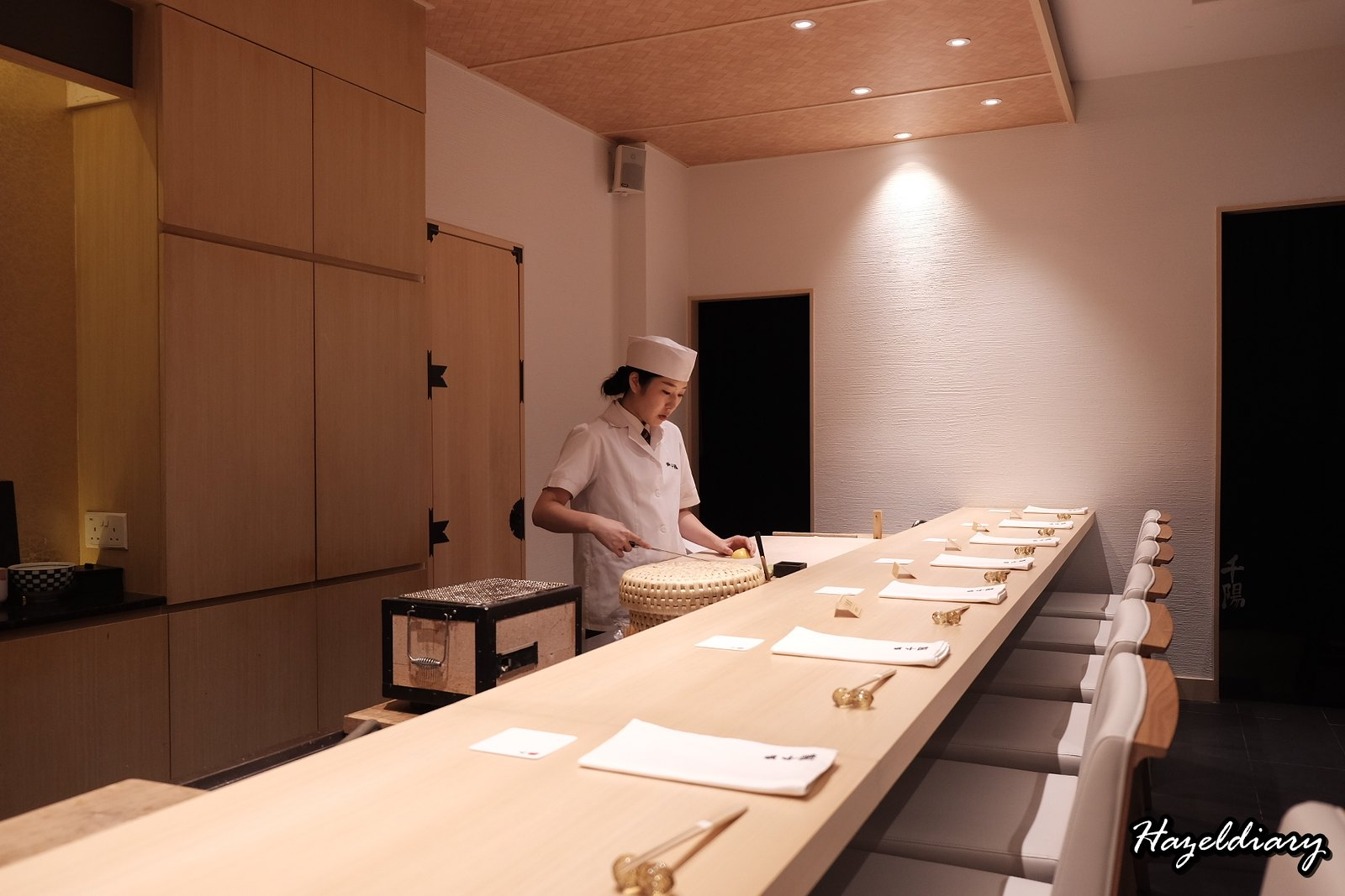 Sushi Chiharu by Tamaya Dining-Edomae Sushi-Orchard