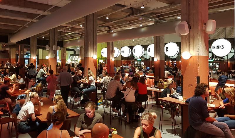 Foodhallen Rotterdam Pakhuismeesteren binnen 1