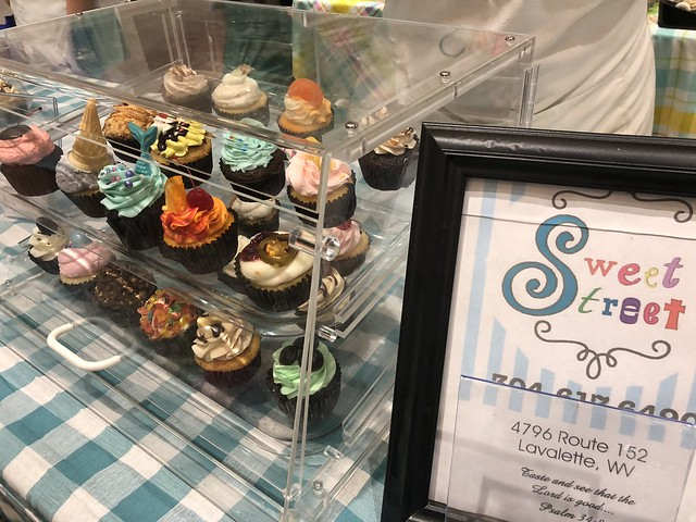 WV Cupcake Festival