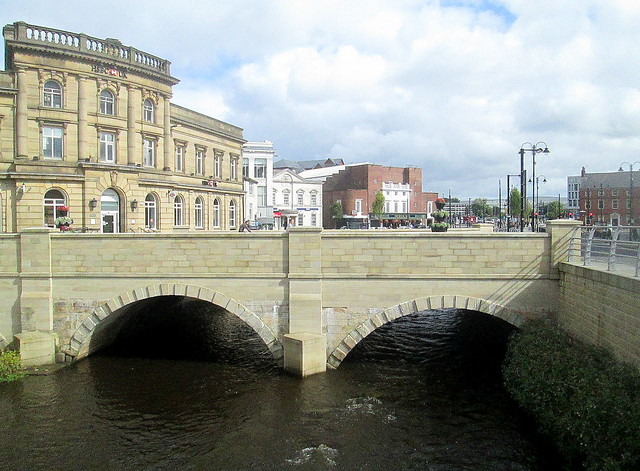Bridge over River Roch, Rochdale