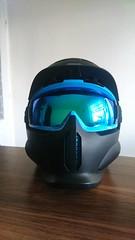 Celoobličejová helma - titulní fotka