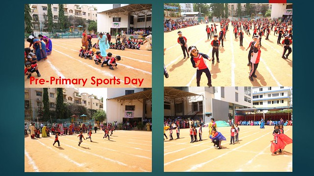 Pre-Primary Sports 2018-19