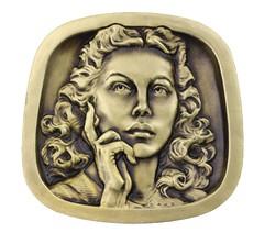 Hedy Lamarr medal obverse