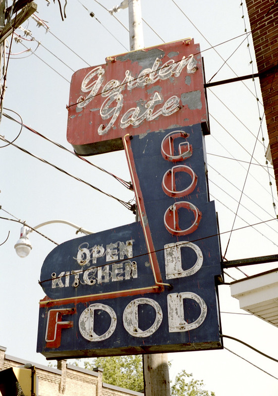 Garden Gate Good Food