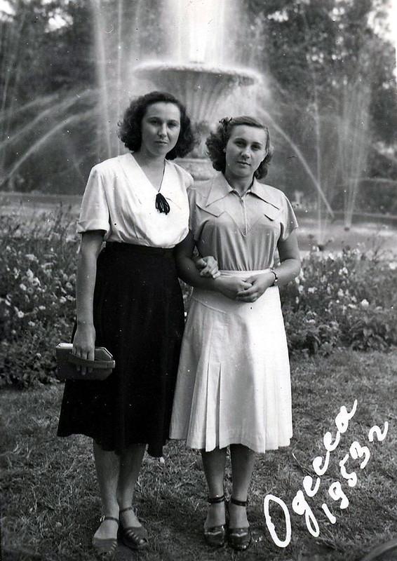 Лица советской эпохи. Часть 343. 1955. ОТИХП. Выпуск 1955 года