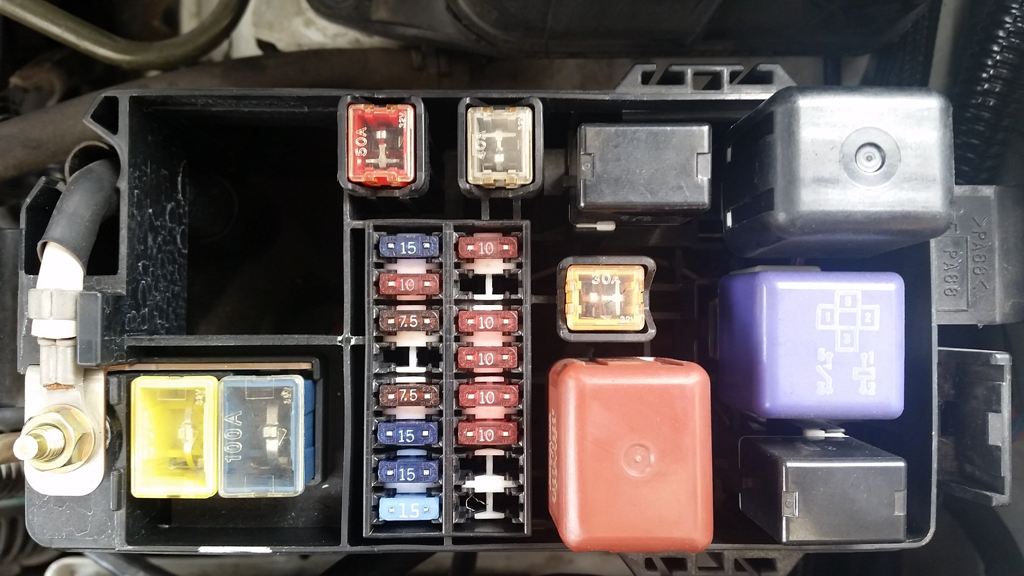 Using empty slots in OEM fuse box? - Toyota 4Runner Forum ... on dc controller box, dc relay box, contactor box, dc switches box, dc switch box, dc power box, dc circuit breaker box, dc wiring box, dc panel box,