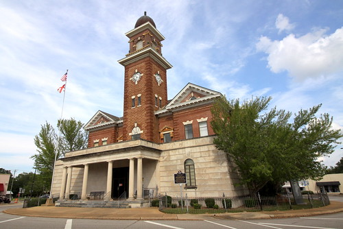 Butler county Courthouse - Greenville, AL