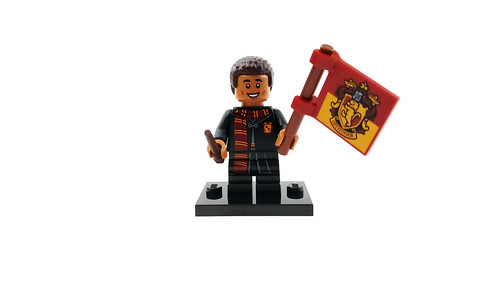LEGO Harry Potter and Fantastic Beasts Collectible Minifigures (71022) - Dean Thomas