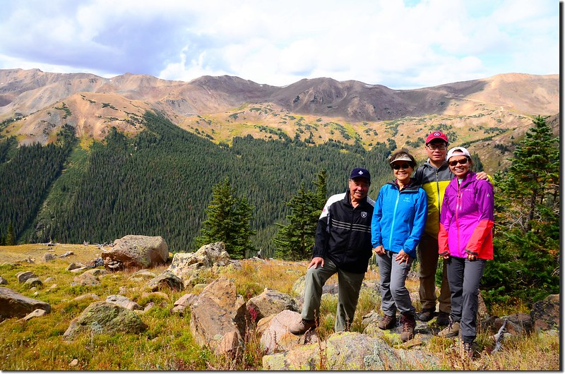 Taken from Continental Divide Trail (5)