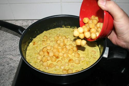 31 - Gnocchi addieren / Add gnocchi