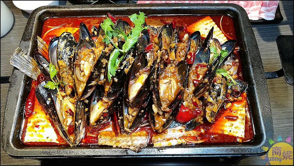 水貨螃蟹烤魚29