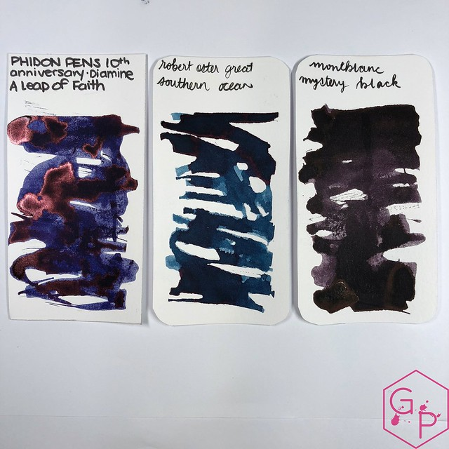 Phidon Pens 10th Anniversary A Leap of Faith Ink Review 7
