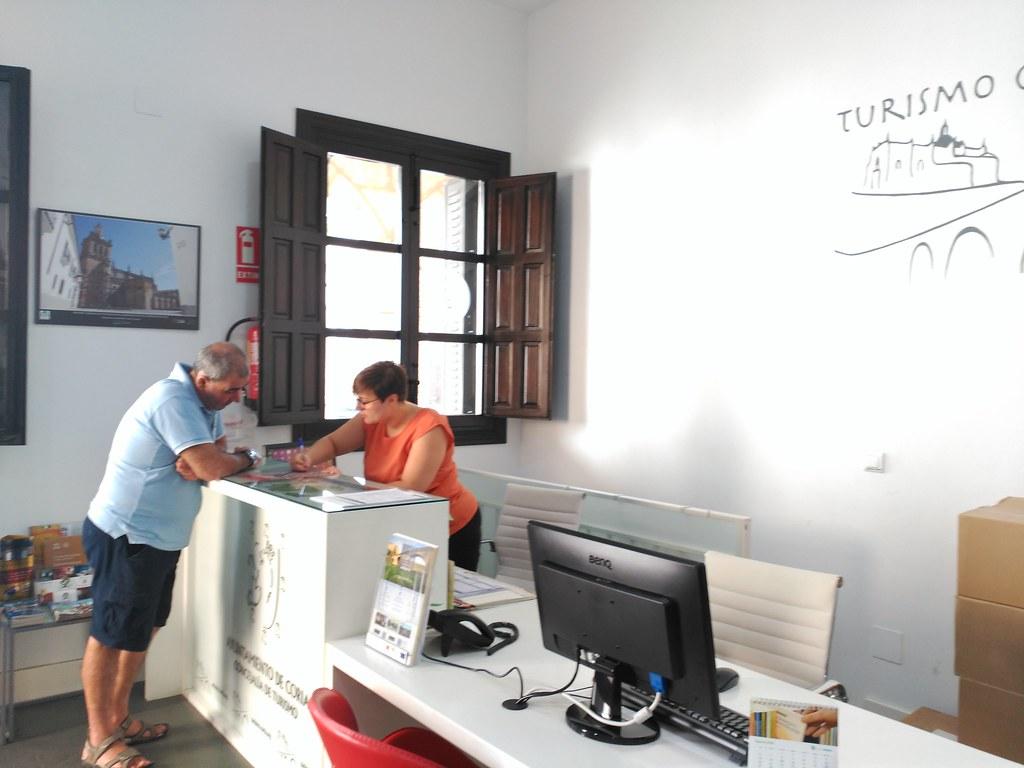 Los turistas de agosto vienen atraídos por el Casco Histórico de Coria y los eventos celebrados durante el mismo mes en la Ciudad