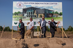 STEM Innovation Center Groundbreaking-88