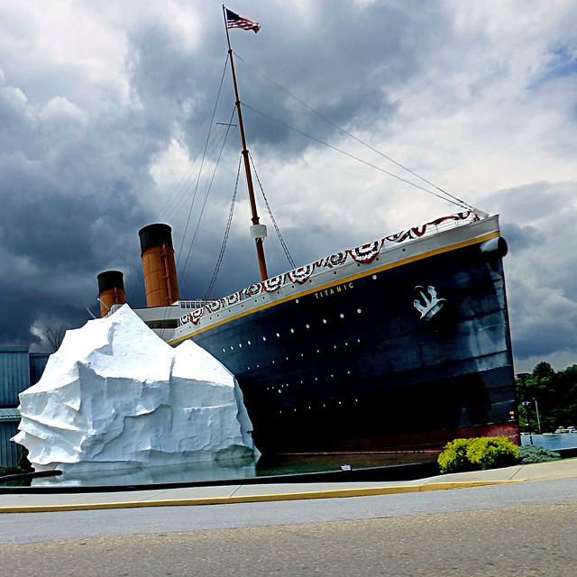 Titanic Park - Tennesse, Panasonic DMC-TZ30