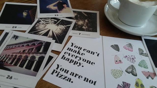 Polaroids & Coffee