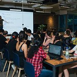 coding bootcamp students
