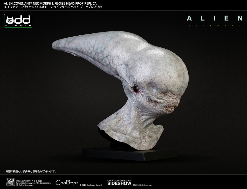CoolProps Alien: Covenant Neomorph 1:1 Bust