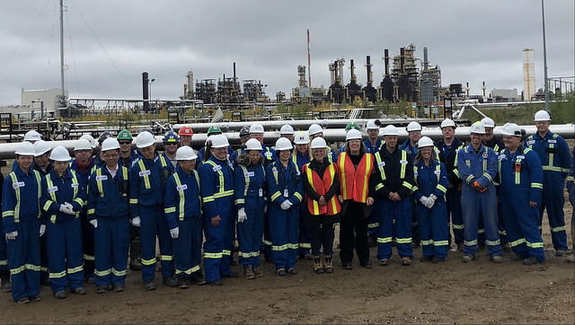 Supporting oil sands growth and climate action