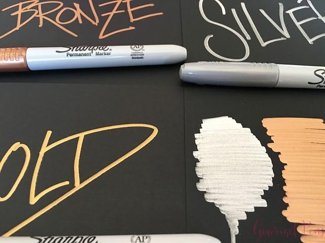 Sharpie Metallic Markers @JetPens 2