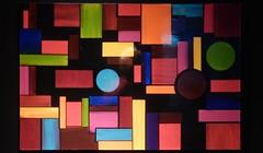Cinema Foyer Abstract