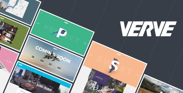 Verve v1.0 – Agency and Portfolio Responsive HTML5 Template